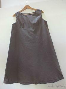 comment coudre une robe, patron robe facile, idée de couture robe femme