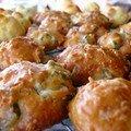 Minis-cakes bacon-olives de toute la famille !