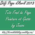 Dfi Page d'Avril 2013 - Page de Johanne (invite)