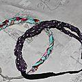 L'easy tuto de l'été : headband à ma façon