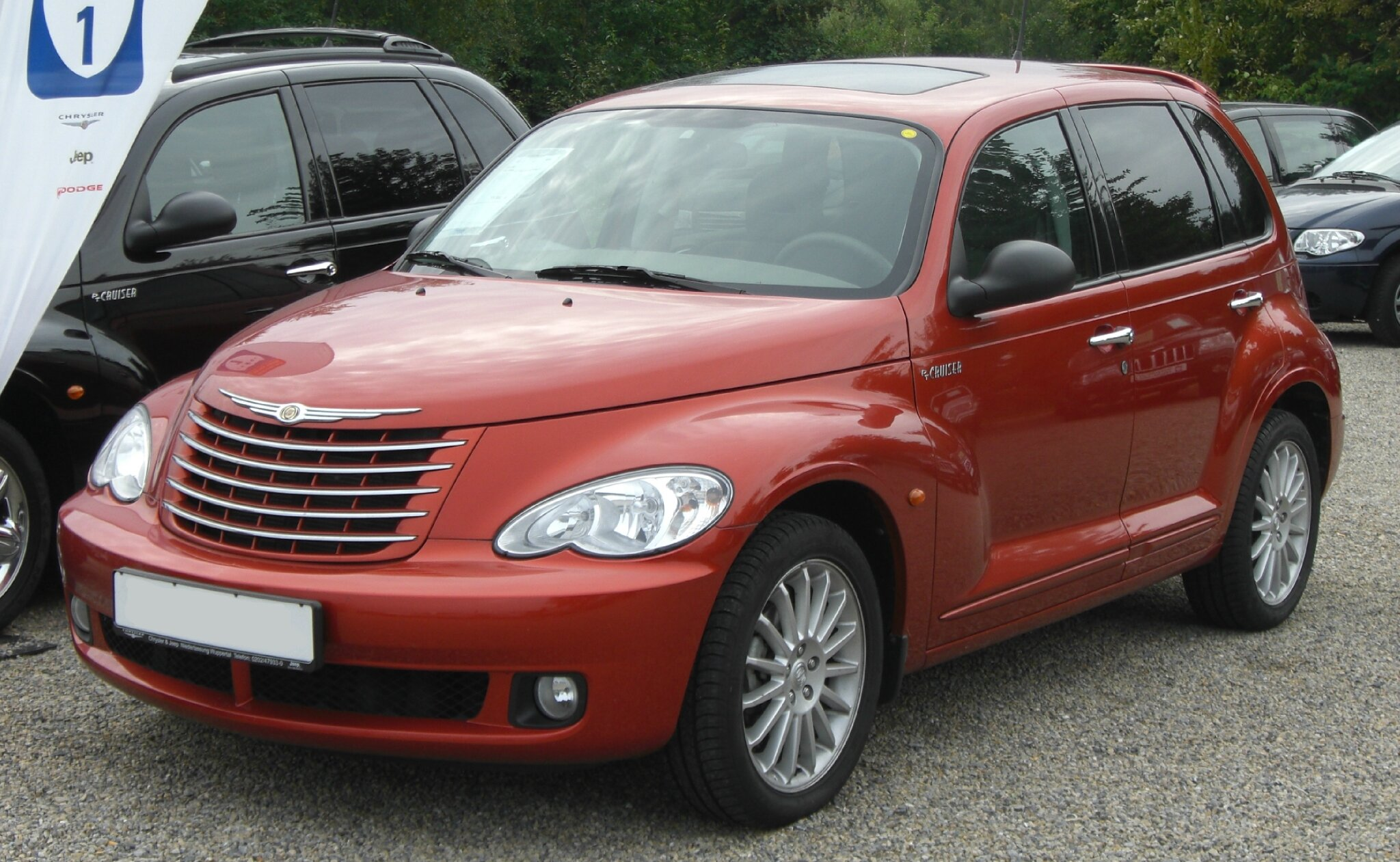 chrysler pt cruiser 2000 2012 zoom auto blog. Black Bedroom Furniture Sets. Home Design Ideas