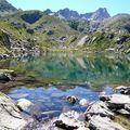 Lac de la glere 2103 m