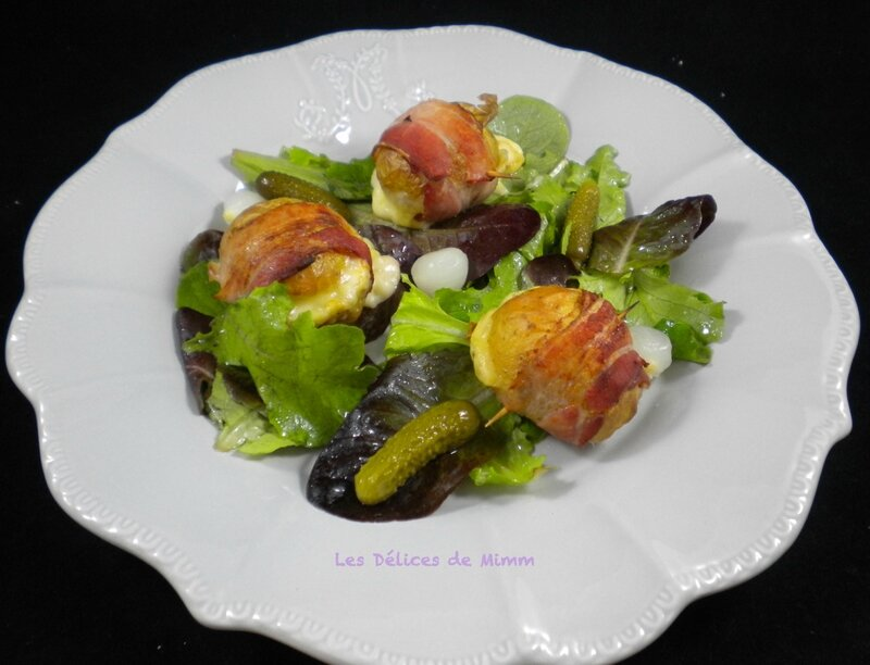 Salade « Raclette » 4