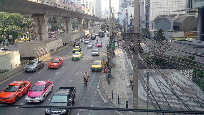 La circulation à Bangkok