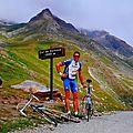Parcours à vélo: auris en oisans - barrage et lac du chambon - col de sarenne (oisans/isère)