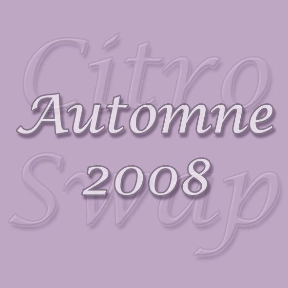 2008 Automne