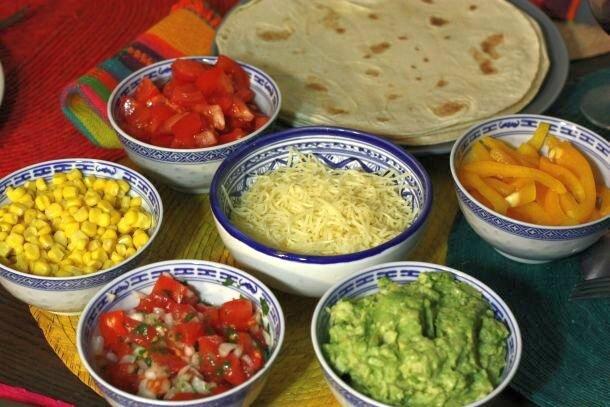 plat du mexique