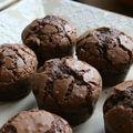 Les petits moelleux au chocolat de catherine