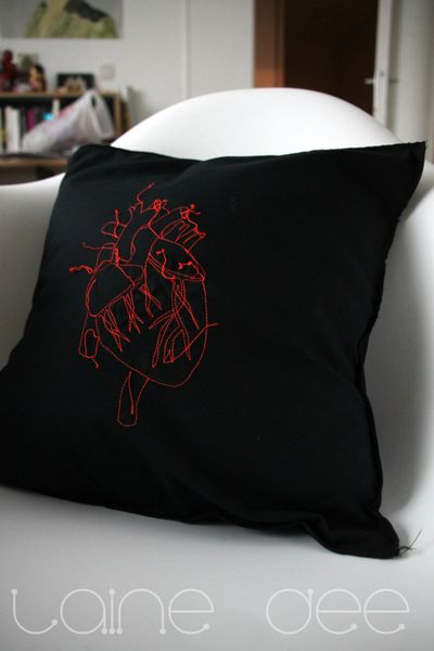 coussin heart lainedee 1