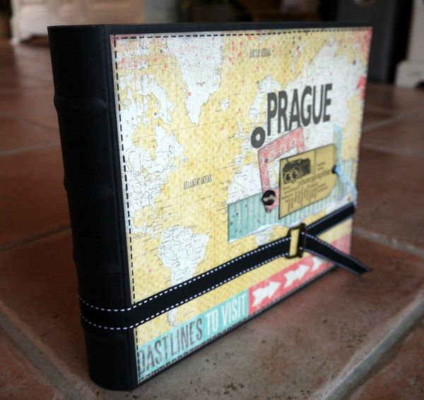 mini album PRAGUE 2