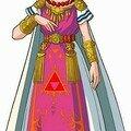 Princesse Zelda ( GBA )