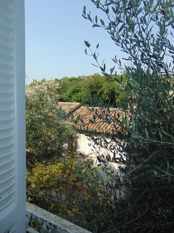 9-La vue depuis notre chambre