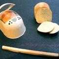 Skratchakap: le blister de médicament transformé en machine à pain