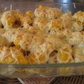 Gnocchis à la courge butternut et au gingembre