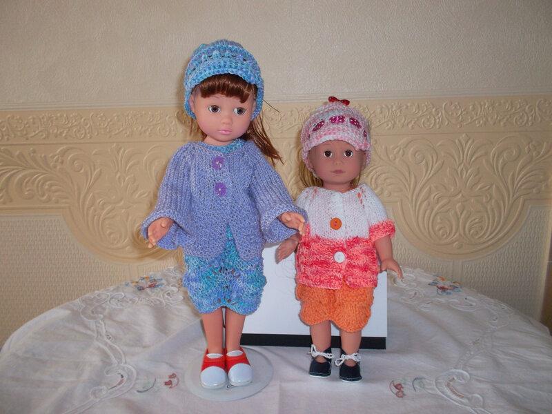 Cassidy & Laura , le défi de Louise & leurs gilets