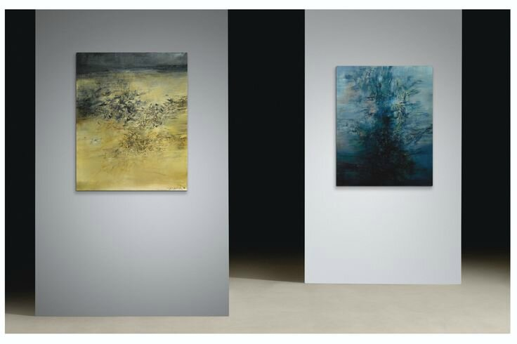 Sotheby's achieves the highest total ever for a sale of contemporary art in France