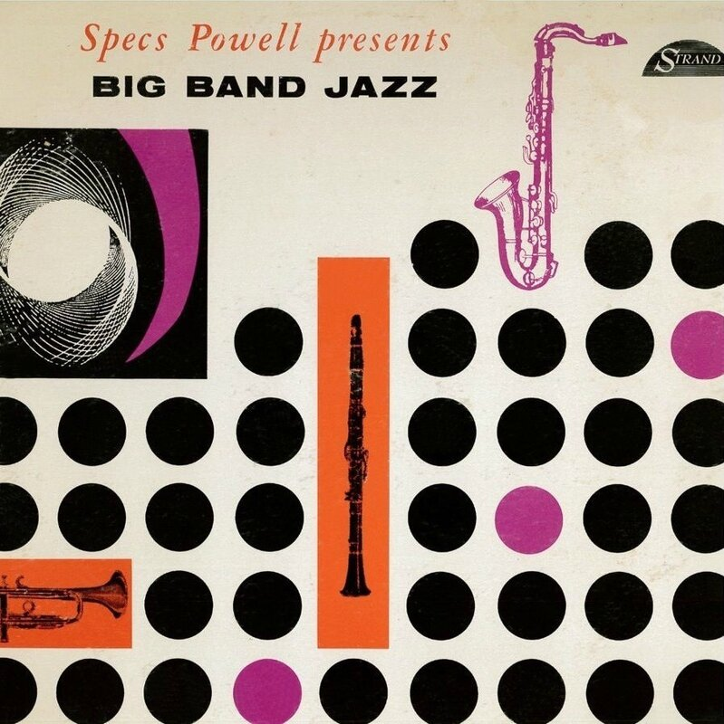 Specs Powell - 1961 - Specs Powell Presents Big Band Jazz (Strand)