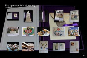 Pop up movable book society