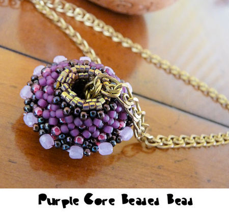Purple_Core_Beaded_Bead