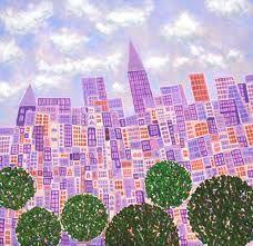 arbres et ville
