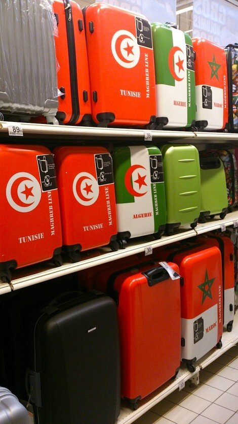 valise cabine carrefour
