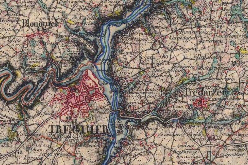 Plouguiel-Tredarzec 1866
