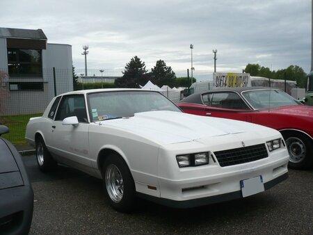 CHEVROLET Monte Carlo SS 2door coupé Illzach (1)