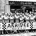 Claude mazeaud (ancienne vedette du cyclisme périgourdin)