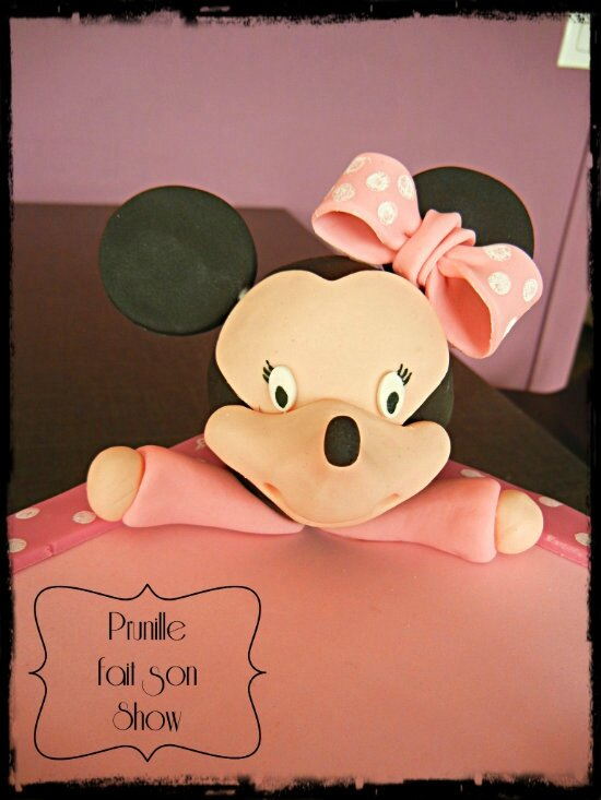 gateaux doudou minnie prunillefee 1