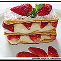 Mille-feuille aux gariguettes