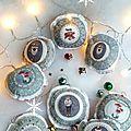 Collection exclusive transferts marimerveille boules de Noël