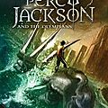 Percy jackson & the olympians : the lightning thief - rick riordan