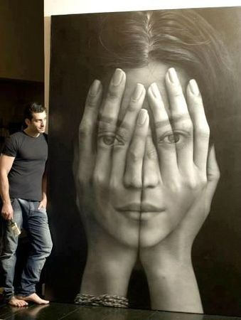 Oil Painting by Tigran Tsitoghdzyan