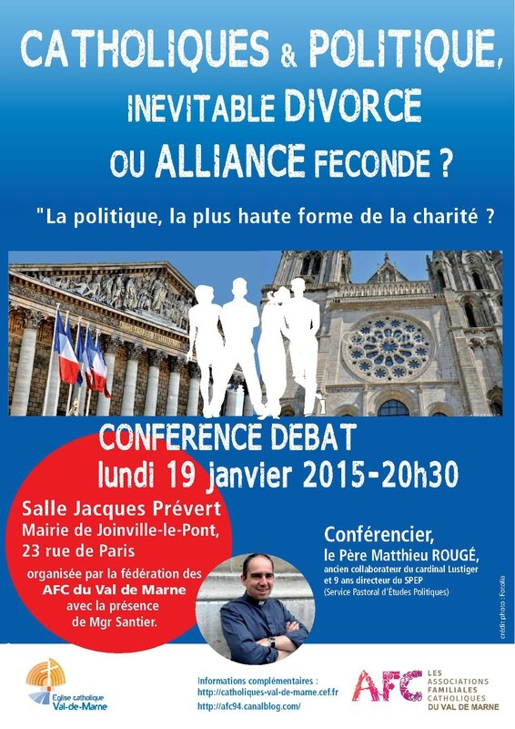 Tracts Conference Pere Rouge