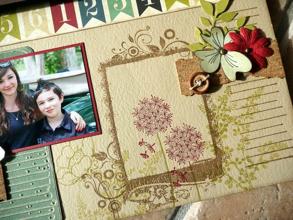 mini album souvenirs par Cathyscrap85 32