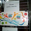 Création de l'atelier jeunes-adultes (2 maquettes)