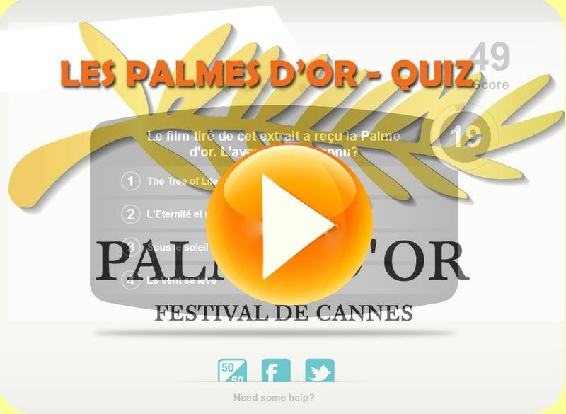 cannes palme d'or quiz