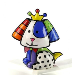 figurine-de-collection-beagle-romero-britto