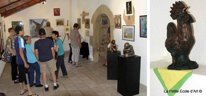 Galerie Grande salle Pea