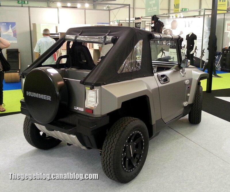 Hummer HX 02