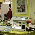 Les mousquetaires a l'atelier de made in nanas!
