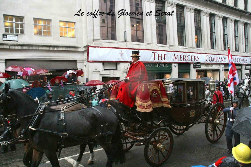 Carrosse: Lord Mayor show