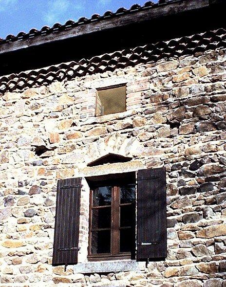façade près de Billom