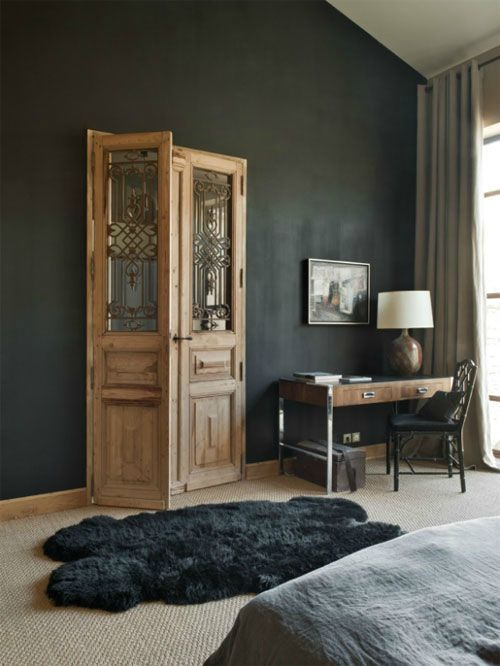 la d cop lem le le fonce dans la d co el 39 lef bien. Black Bedroom Furniture Sets. Home Design Ideas