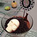 Farandole de dessert halloweenesque...