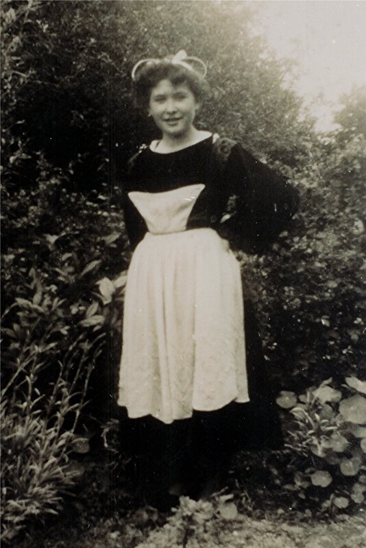 Jeannine épouse de Marcel Yves