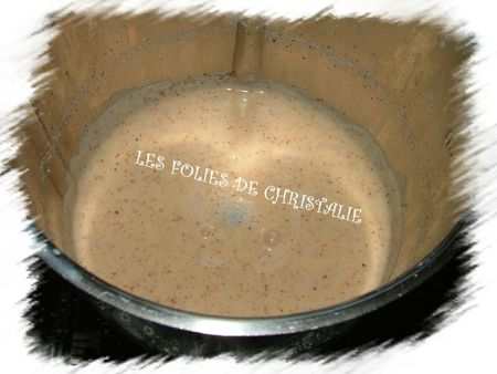 Crème pralinée 1