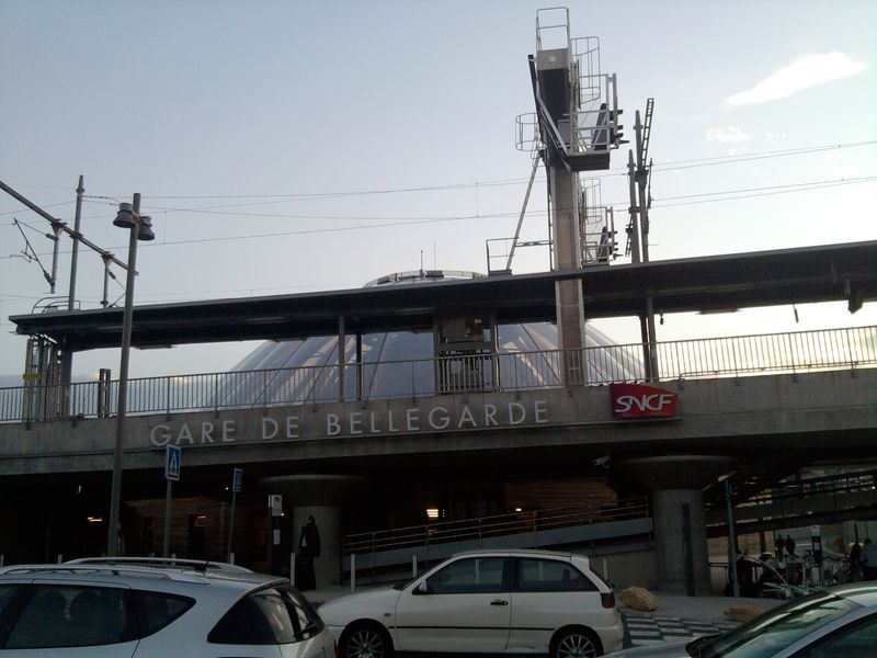 Bellegarde (Ain)