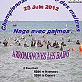 Arromanches, 23 juin 2012