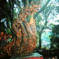 Wat Doi Suthep Nagas